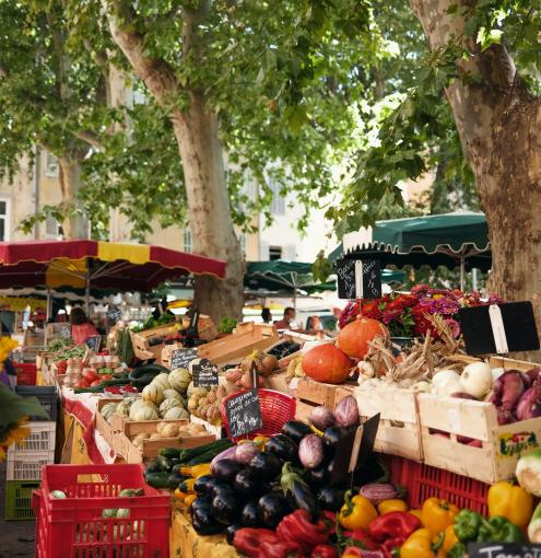 Rewarding encounters, fruitful relationships, exceptional produce