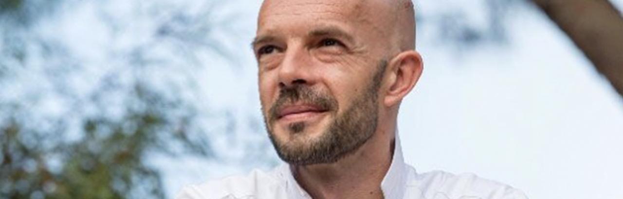 Portrait de Philippe COLINET, nouveau Chef du Colette