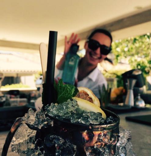 Rencontre avec Nathalie Durrieu, Chef Barman