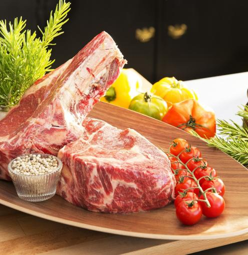 Le bœuf sous toutes ses formes au restaurant Colette
