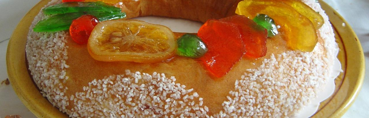 Celebrate the Epiphany Feast with Provencal King's Cake