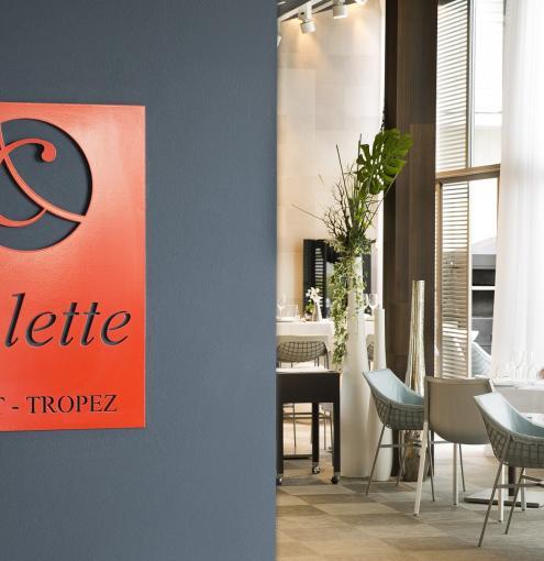 Réouverture 2017: rendez vous au Restaurant Colette!