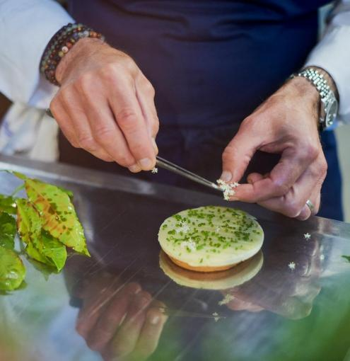 Chef Colinet and his team receive a major accolade from Gault & Millau