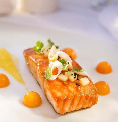 Nos spécialités de poissons, de la mer à votre assiette