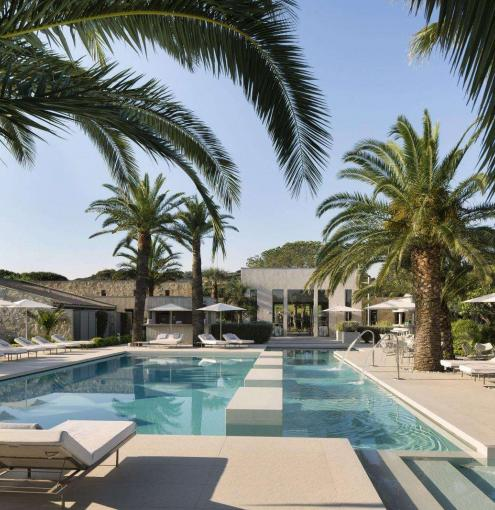The Sezz Saint Tropez for an interlude of luxury and wellbeing