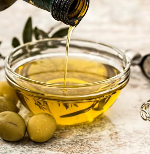 All the flavours of olive oil