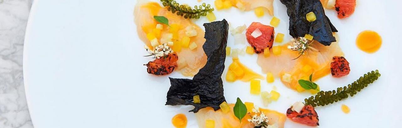 The seasonal menu of your Colette restaurant in Saint-Tropez