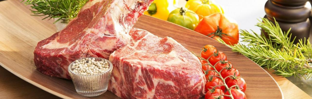 Maturation; the secret of exceptional meat
